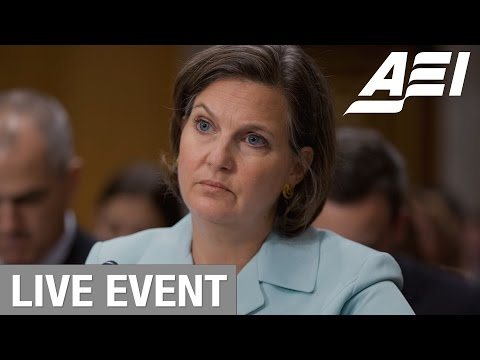 The Ukrainian revolution, one year later: A conversation with US Asst. Sec. of State Victoria Nuland