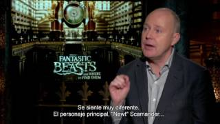 David Yates Conversa Con Alex Medela Sobre Fantastic Beasts And Where To Find Them