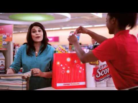 """Family Dollar """"Spice Up Your Family Fun"""" Commercial"""
