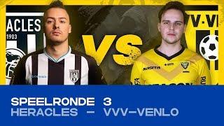 EDIVISIE | Speelronde 3: Heracles Almelo - VVV-Venlo