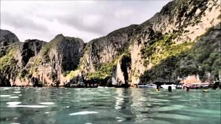 Maya Bay (The Beach) - Porcelain by Moby