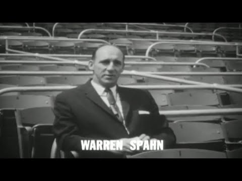 Warren Spahn, Former MLB Pitcher, Shares His Remagen Bridge Experiences
