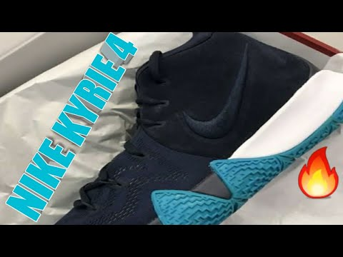 """NIKE KYRIE 4 """"FIRST LOOK"""""""