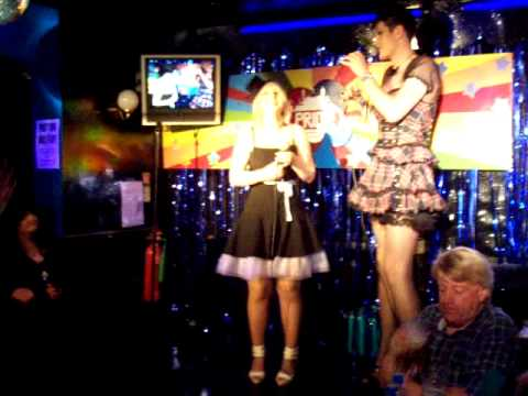 Karaoke final in Brighton