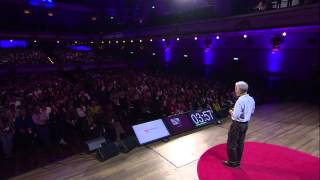 Addiction and trust: Marc Lewis at TEDxRadboudU 2013