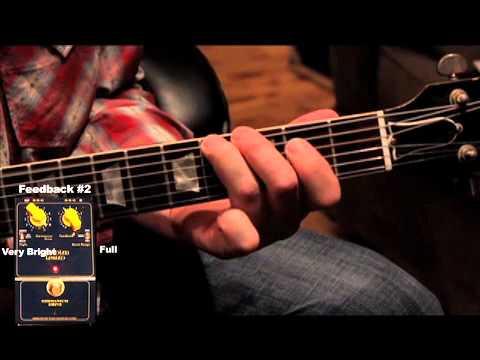 Kevin Kadish demo's the Chandler Limited Germanium Drive guitar pedal!