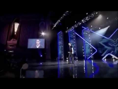 X Factor Joseph Anteater X Factor 2009, ...