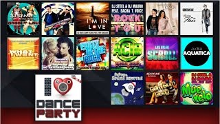 VV.AA. - I Love Dance Party 2015, Vol. 4 (megamix)