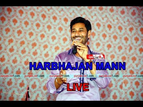 Harbhajan mann Live