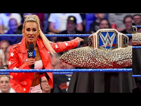 The Real Problem With Women's Wrestling In WWE