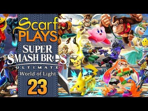 Ep23: Toon Link, the Monster Hunter - Smash Ultimate: World of Light thumbnail