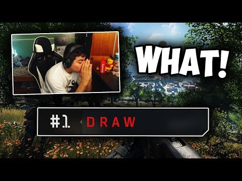 I Got A DRAW in Call of Duty BLACKOUT! (Black Ops 4) thumbnail