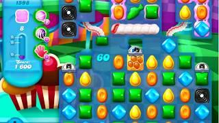 Candy Crush Soda Saga Level 1598 - NO BOOSTERS ***