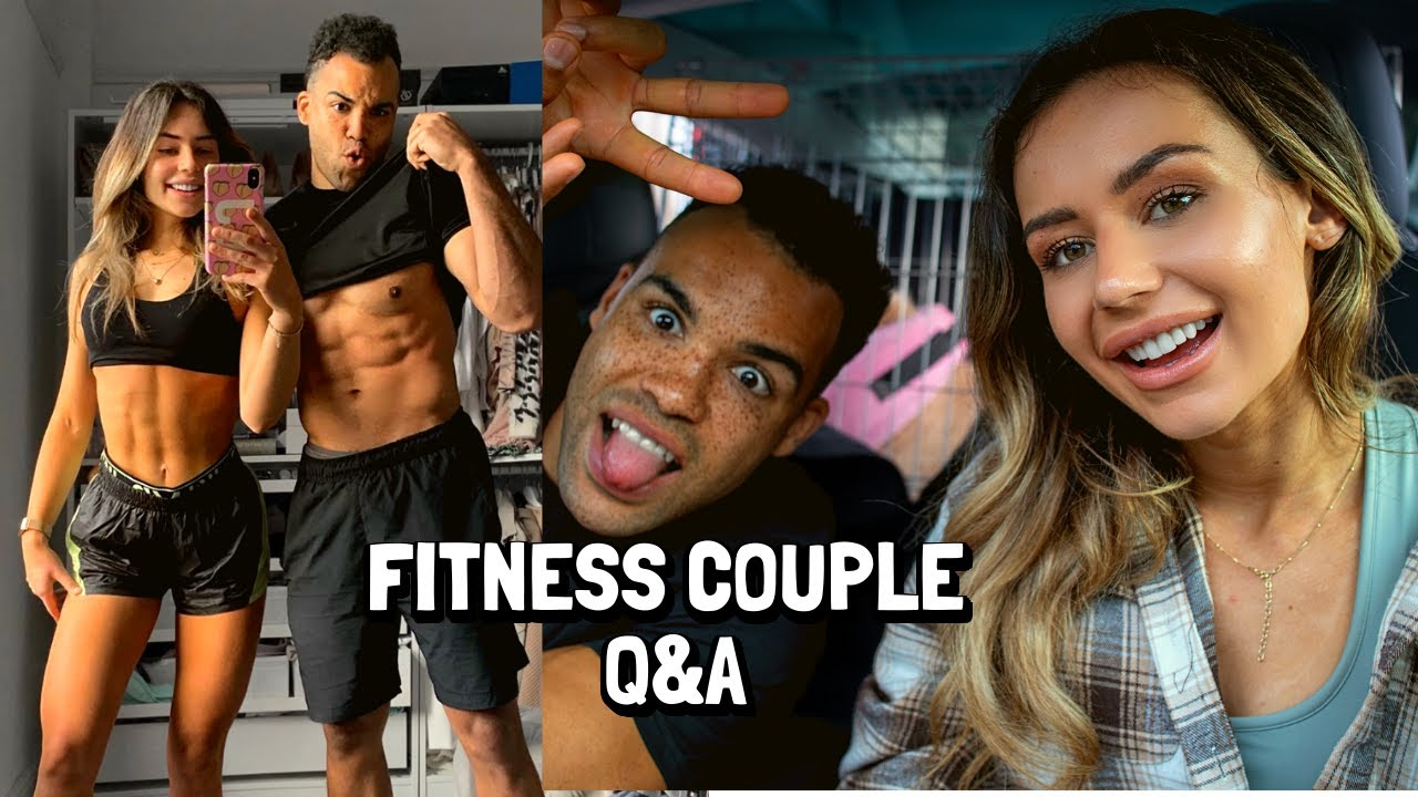 FITNESS COUPLE Q&A | What we do differently, fighting? Working out together?