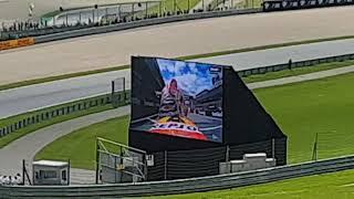 MotoGP Spielberg 2017 Start