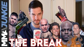 The Break: How can anyone hate Junior Dos Santos? And Conor McGregor can't be serious