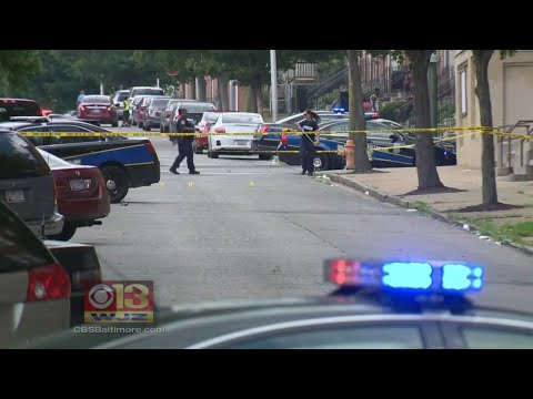 Police Investigate Triple Shooting In Baltimore City