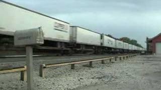 BNSF Action in Carrollton MO
