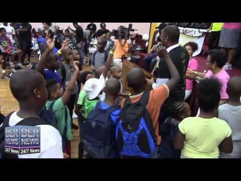 Back to School Extravaganza, September 3 2015