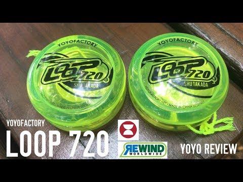 [Yo-Yo] YoYoFactory - Loop720 Review By TokYo-Yo