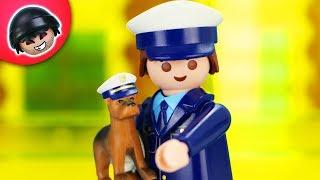 Ein Welpe für Toni! - Teil 2    Playmobil Polizei Film   KARLCHEN KNACK #293