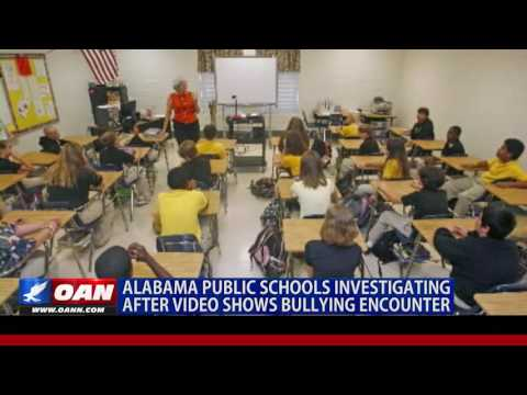 Alabama Public Schools Investigating After Video Shows Bullying Encounter