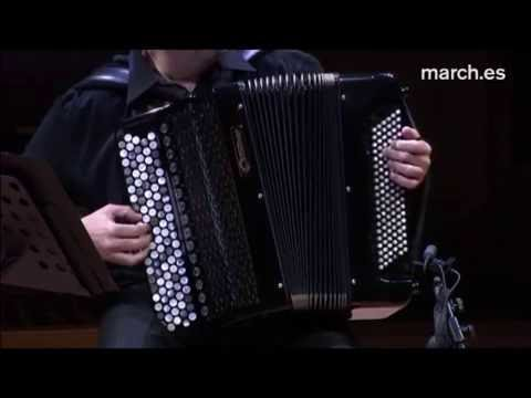 2 Corales  J.S.  BACH - Angel Luis Castaño / Acordeón / Classical Accordion