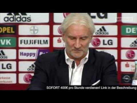 Rudi Völlers Rundumschlag! - Pressekonferenz über Michael Ballack und dessen Berater - SPO