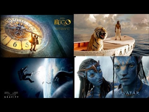 My top 10 Best 3D Movies (updated list)