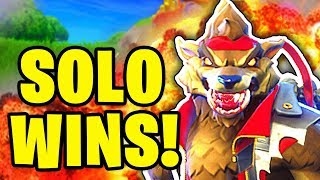HOW TO GET SOLO WINS IN FORTNITE SEASON 6 TIPS AND TRICKS! INCREASE WINS (Fortnite Battle Royale)