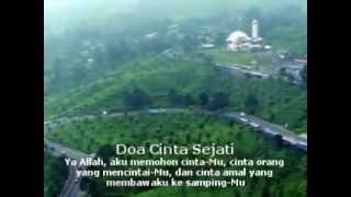 Musik Relaksasi Islami Jawa Barat  Doa Cinta Sejati
