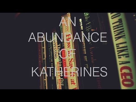 An Abundance of Katherines --- Fan Film