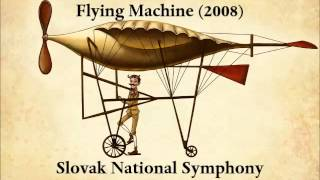 Carson Cooman — Flying Machine (2008) for orchestra