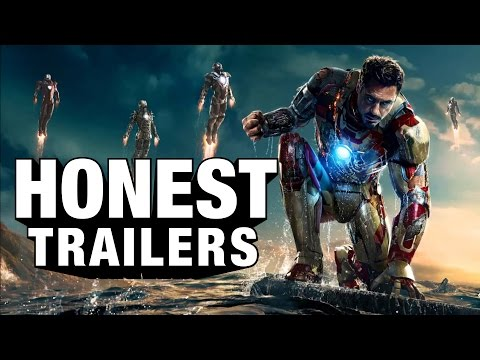 Honest Trailers - Iron Man 3