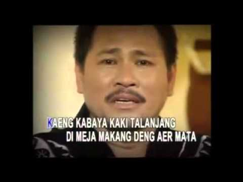 Lagu Daerah / Dharma Oratmangun - Aer Susu Mama