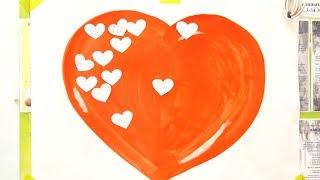 Акция, посвящённая Дню сердца, прошла в детской больнице