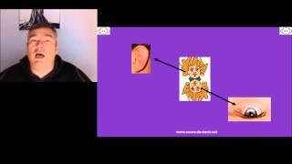 cours tarot gratuit en ligne, intro carte pendu, vincent beckers
