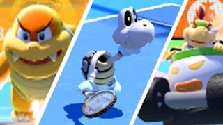 Mario Tennis Aces - All Trick Shots (DLC Included)