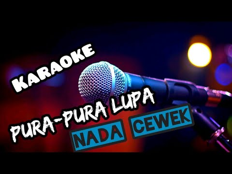 karaoke-pura---pura-lupa-nada-cewek-(-piano-)