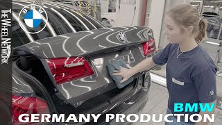 BMW Production in Germany