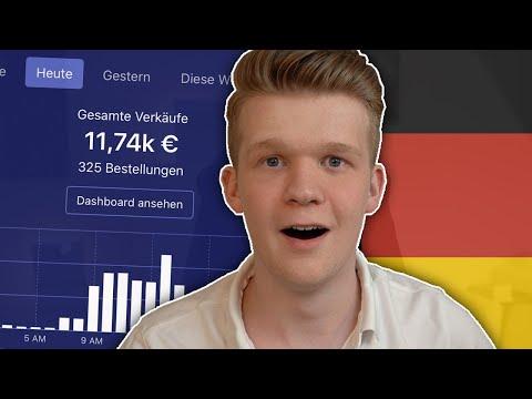 So startest du Dropshipping aus Deutschland! (Gewerbe, Rechnungen, Supplier) thumbnail