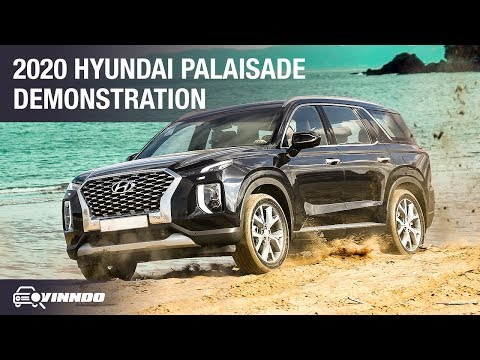 2020 Hyundai Palisade: The Largest Ever SUV of Hyundai | Vinndo