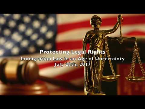 CJNWJP Pro Bono Lawyers - Immigration Rights Lecture