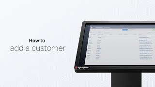 See how jason from lightspeed adds customer information to his database in retail. creating accounts is a way discover trends and unde...