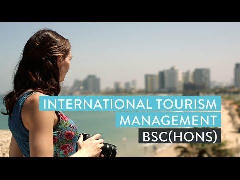 International Tourism Management BSc(Hons)