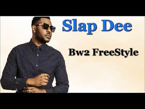 Slap Dee - FreeStyle (Lyrics) Black na White   Zambian Music