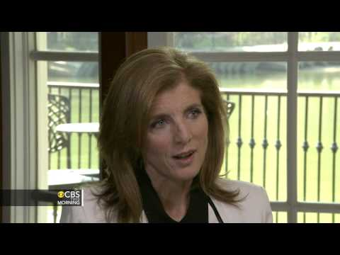 Caroline Kennedy on JFK tapes