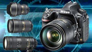 Nikon D850 Lenses - What LENSES Can Handle 46 Megapixels?