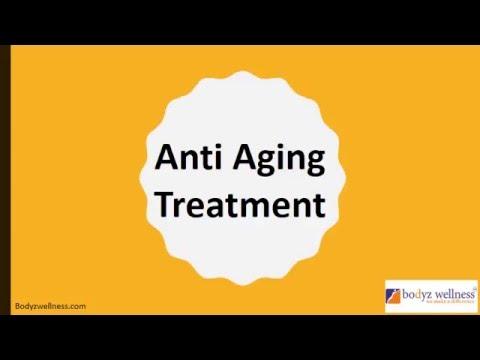 Anti Aging for Face Wrinkle Treatment in Mumbai, India- Bodyz Wellness Clinic