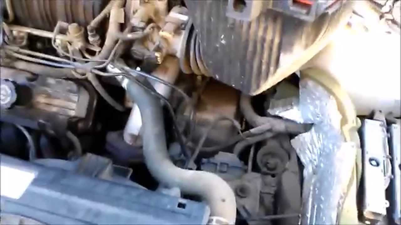 How to Change the Upper Radiator Hose 1997 Buick LeSabre